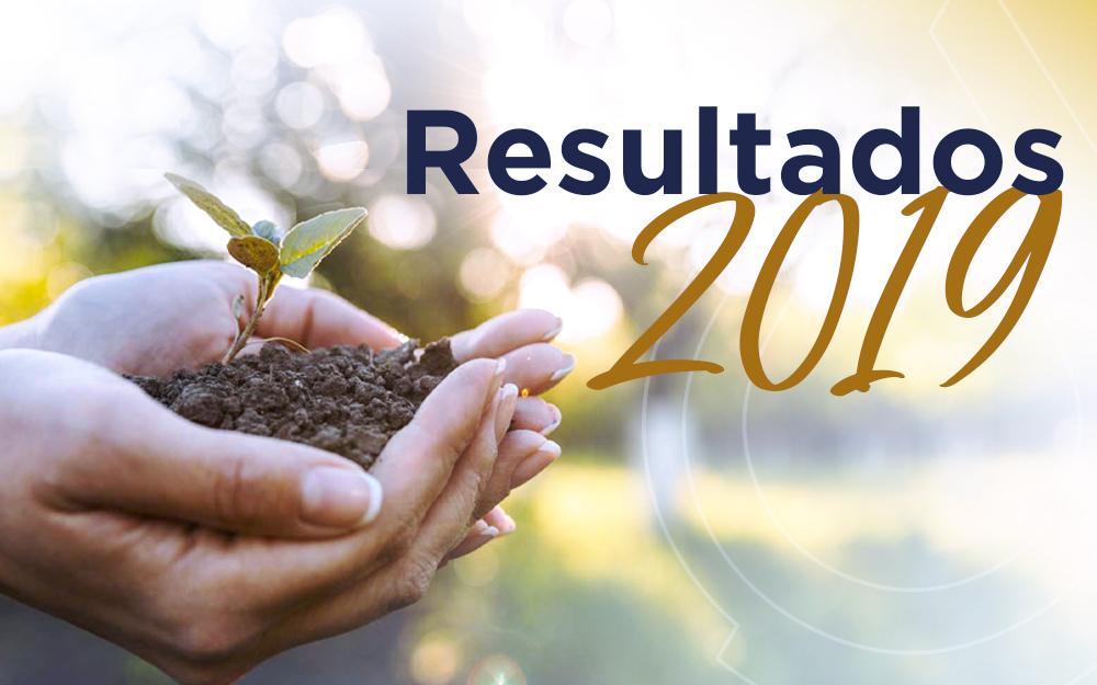 Resultados de 2019