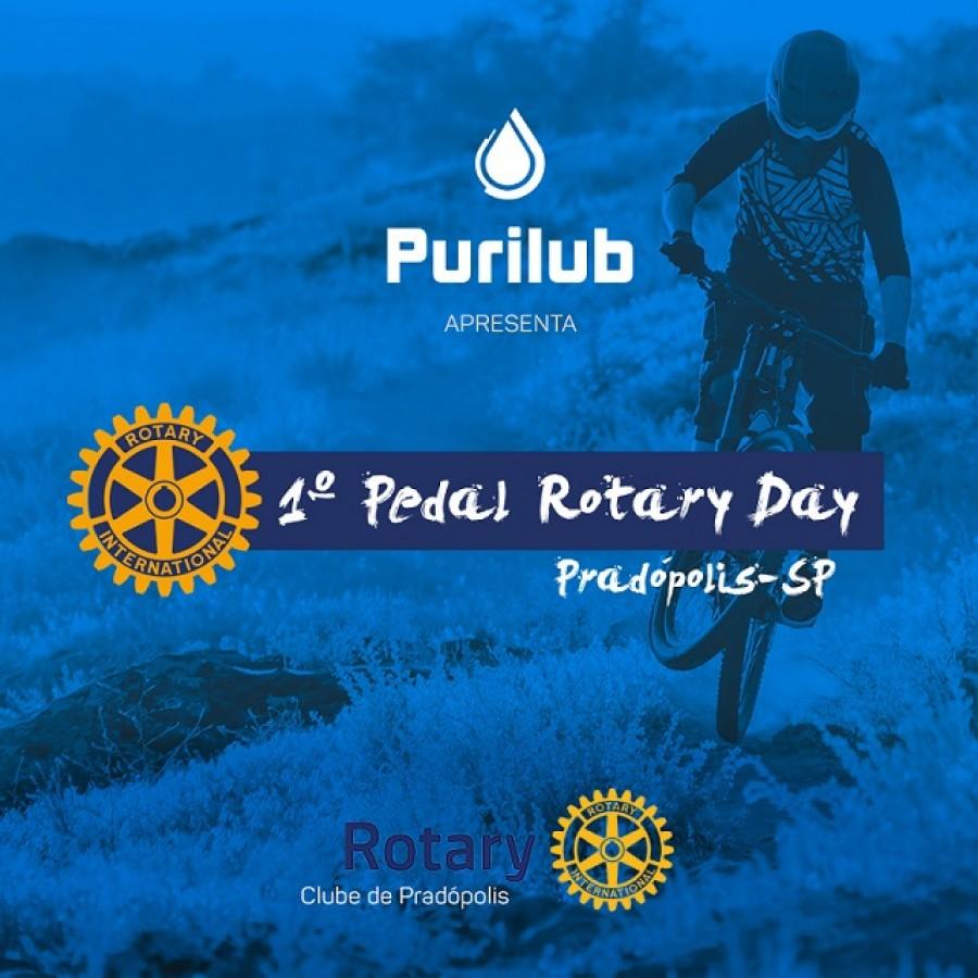 PURILUB PARTICIPA DO 1º PEDAL PRADÓPOLIS ROTARY DAY!