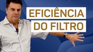 Eficiência de um filtro